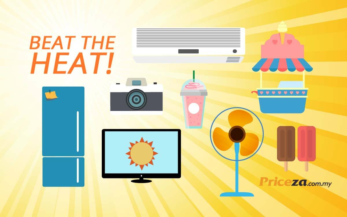 Beat The Heat! Turn Your Home Into a Summer Paradise