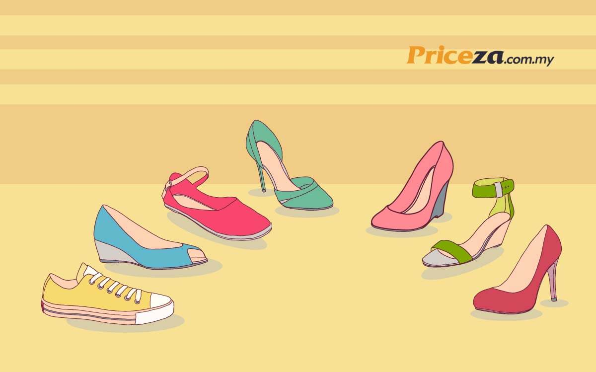 Malaysian Women Spends About RM130,000 on Shoes - What About You?