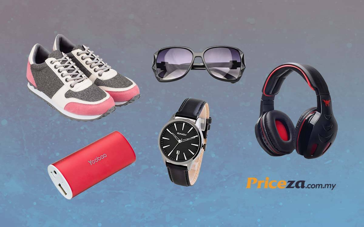 Time to Splurge!!! How Many Items Can You Buy Online with RM200?