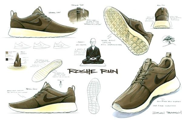 Nike Roshe Run Fake